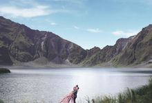 Gian & Janelle Mount Pinatubo by Digital Surf