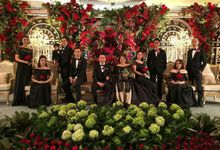 The Gothic Wedding Of EGA and TONY by Elssy Design