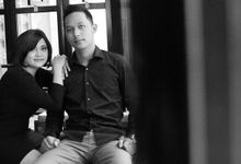Prewedding Nicho + Fitri by DannySetiaw4n Photography