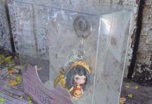 Souvenir Gantungan Kunci kecil Hand Made by Alevander