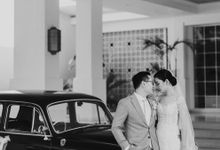 The Wedding Kent & Gloria by Gedong Putih
