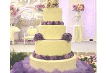 5-7 Tiers Wedding Cakes by FOREVER CAKE