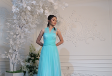 Bridesmaid Dress for Rent by Gladicious