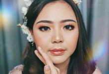 Pre Wedding of Miss Nia by MakeupbyNadhia