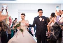 The Wedding of Glenn & Jesicia by Legacy Organizer