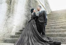 Prewedding Ari & Gora by colorful photo cinema