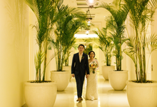 Andrew and Alin Wedding by Glow Wedding & Event Planner