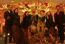 Echa & Fajar by Glows Wedding Planner