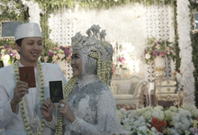 Riris & Zuma by Glows Wedding Planner