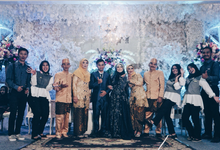 Azhar & Agung by Glows Wedding Planner
