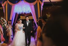 Wedding Day Of Fendy And Dewi by Leonard Pictures
