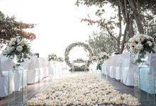 Wedding Melissa & Gatot - 18 August 2018 by Anantara Seminyak Bali Resort