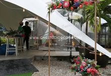 Wedding at GLAMZ at Genting - Danni & Allison by Glitz&Glam Studiobooth