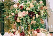 Wedding at Glasshouse by Seputeh Kuala Lumpur - Samson & Rachel by Glitz&Glam Studiobooth