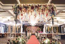 Wedding at The Majestic Hotel Kuala Lumpur - Prabu & Mirasha by Glitz&Glam Studiobooth