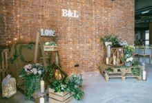 Woodsy Industrial Wedding - Brian & Lavigne by Glitz&Glam Studiobooth