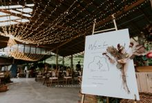 Wedding at Genting Sempah T-Farm - Wedding Style Shoot by Glitz&Glam Studiobooth