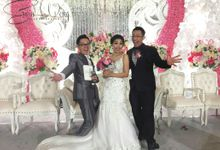 Wedding Of Jimmy & Deasy by Erwin Wong Entertainment