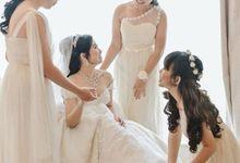 Wedding Makeup by Grissham Organizer