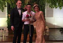 Kartika & Jerome wedding 19 Dec 2015 at The Residence OnFive by Grand Hyatt Jakarta