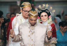 Akad Nikah Adat Jawa Raisya & Rinando at Patra Jasa Kuningan Jakarta by GoFotoVideo