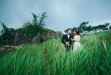Patricia & Jefry Prewedding at Stone Garden Padalarang Bandung by GoFotoVideo