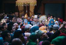 Resepsi Pernikahan Raisya & Rinando di Patra Jasa Kuningan Jakarta by GoFotoVideo