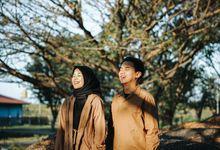 Post Wedding Vanisa & Bintang by Rizwandha Photo
