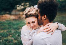 Sarah & Alfred | Terri's Rustic Farm Wedding by Andrew Sun Photography
