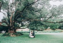 Sharna & Nick | Braeside Chapel Wedding by Andrew Sun Photography