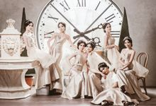International Wedding by Everglow Pagar Ayu