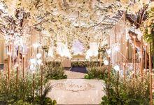 Golden Boutique Hotel, 15 Sep '19 by Pisilia Wedding Decoration