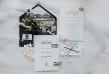Simply Elegance by Trouvaille Invitation