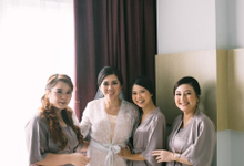 The Wedding of Steffano & Yeni - 26 Dec 2019 by Gouter Official Bridesmaid