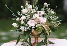 Green Patio Wedding - Powder Pink Theme by Kayumanis Nusa Dua Private Villa & Spa