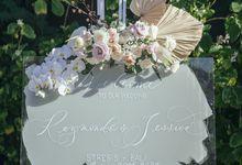 Raymondo & Jessica Wedding by Cloris Decoration & Planner