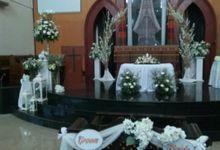 Wedding Of Frederik And Dita by Casa d'Fleur