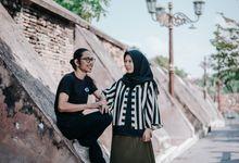 Prewedding ocha dan agil by Ihya Imaji Wedding Photography