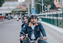 prewedding dzulfikar dan kharisma by Ihya Imaji Wedding Photography