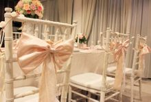 Blush Bridal Shower by Precious Party Designer & Styling