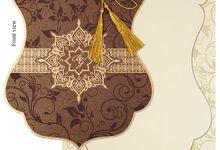 Muslim Wedding Inivtations by A2zWeddingcards
