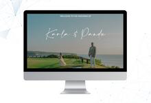 Wedding Reception of Karla & Pandu by ERUGO Digital Guest Book