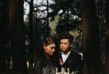 Grandi & Venny Prewedding by Filia Pictures