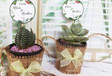 Wedding Rahma & Ramadhan - Sukelen Goni Pita by Greenbelle Souvenir