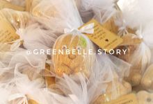 Wedding Gading & Abrar - Mini Grassdoll Tulle by Greenbelle Souvenir
