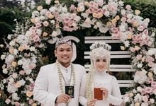 Wedding Citra & Yusuf - Sukulen Teracotta Paperbag by Greenbelle Souvenir