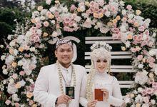 Wedding Of Citra & Yusuf - Sukulen Teracotta by Greenbelle Souvenir