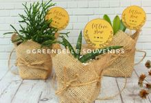 Wedding Ika & Dwi - Sukulen Buket Goni by Greenbelle Souvenir