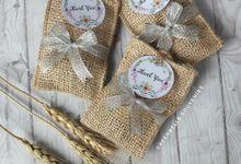 Wedding Maira & Zainal - Aroma Flower x Coffee by Greenbelle Souvenir