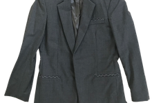Classic Suit Jacket by Clean Clothes Only+